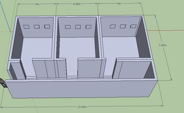 shed plans sketchup